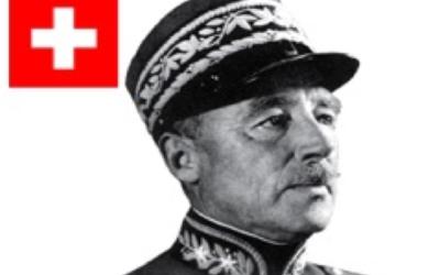 Commémoration de la mort du Général Guisan