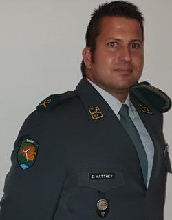 Sgt Samuel Matthey